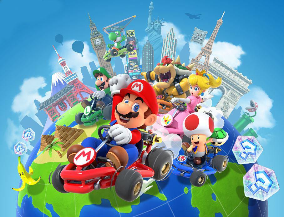 Mario Kart Tour gratis para Android