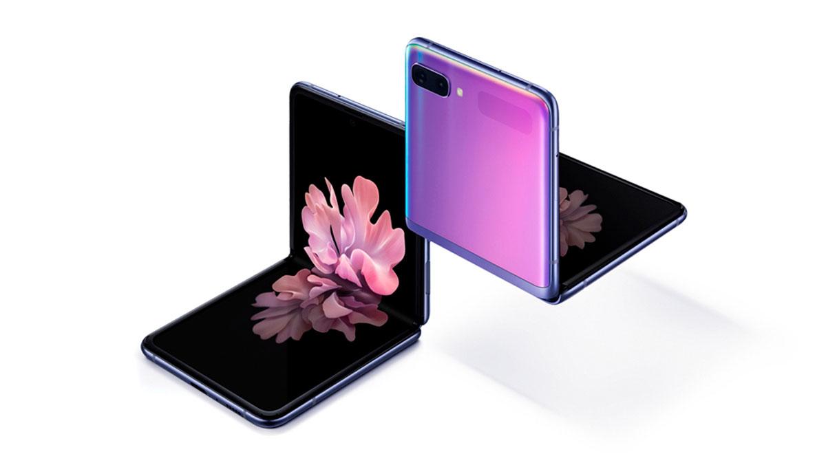 Galaxy Z Flip, el primer plegable con pantalla de cristal