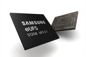 Samsung comienza la producción de la memoria más rápida para smartphones