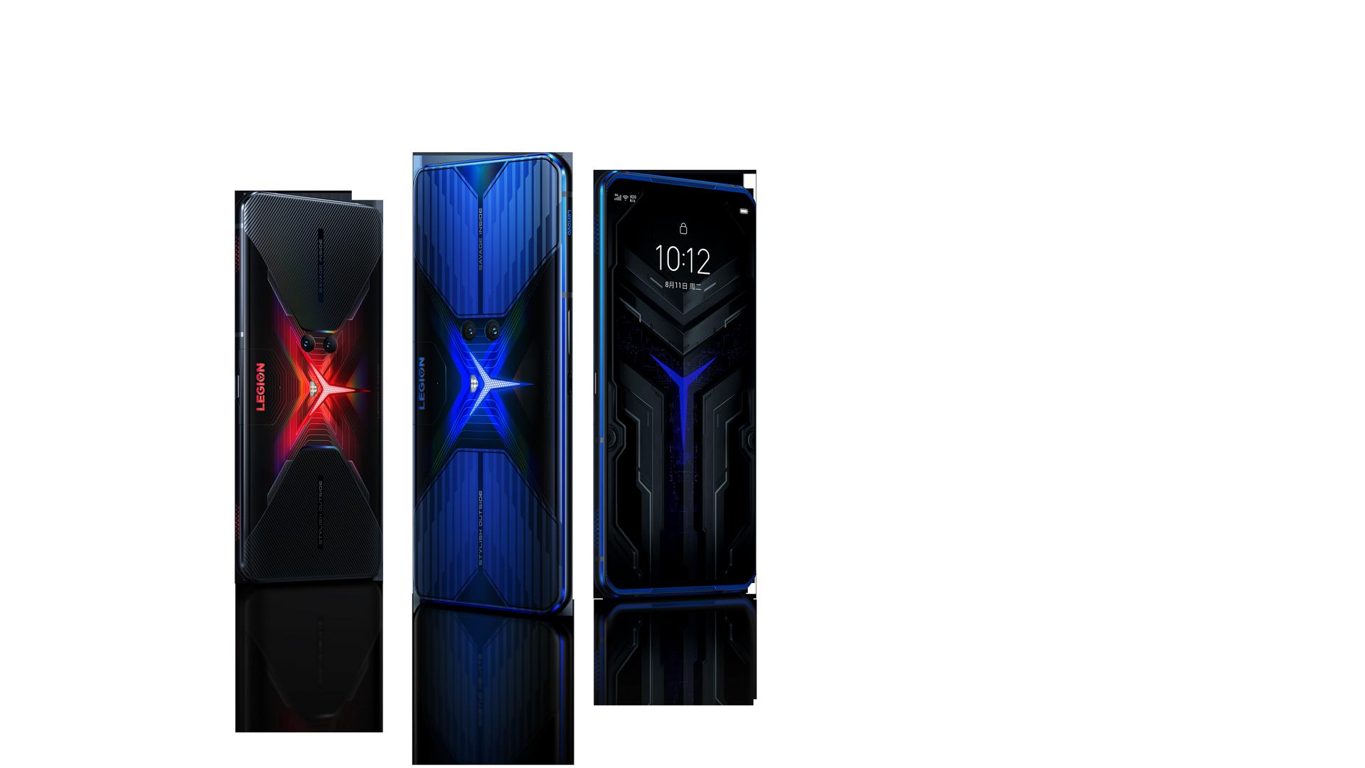 Lenovo Legion Phone Duel, una bestia para gamers