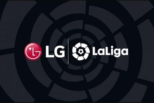 LG se convierte en nuevo patrocinador tecnológico de LaLiga