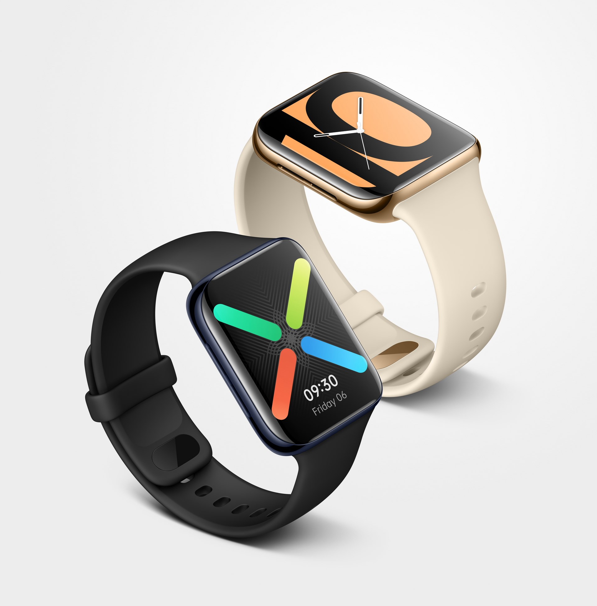 OPPO Watch, con pantalla Amoled y Android Wear