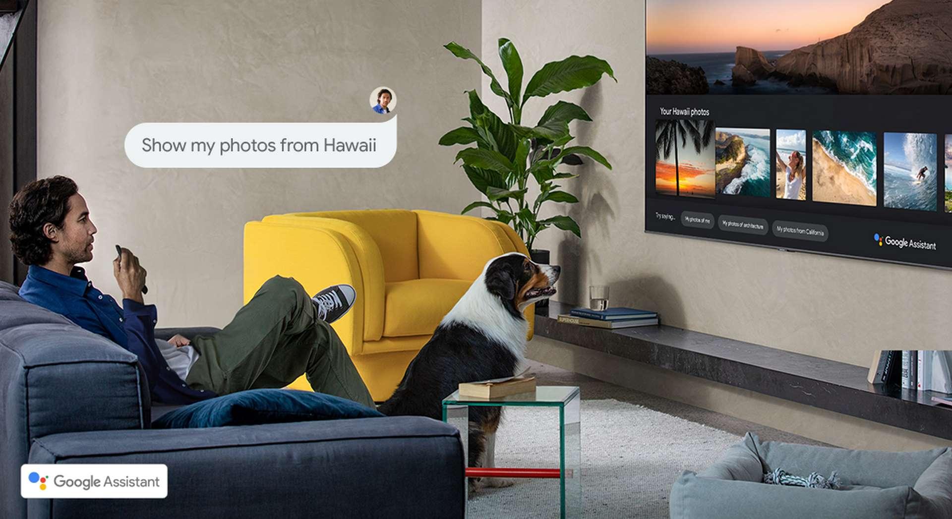 Google Assistant, Alexa y Bixby en las Smart TV de Samsung de 2020