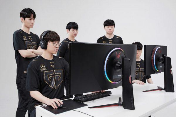 LG colaborará con Gen.G para potenciar los esports