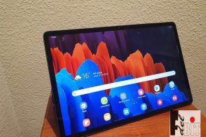 La mejor Tablet de Samsung, la Galaxy Tab S7+(plus)