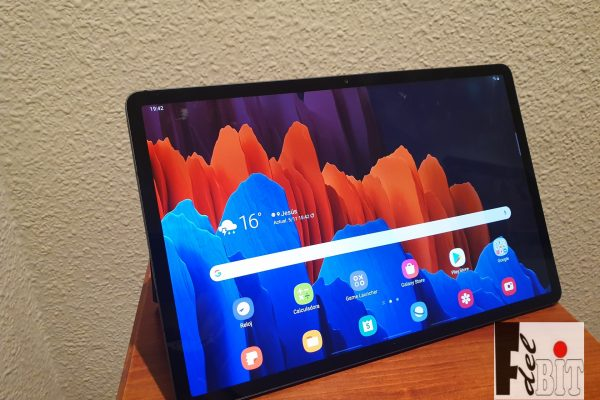 La mejor Tablet de Samsung, la Galaxy Tab S7+(plus)