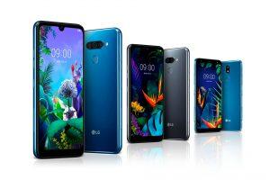 LG anuncia el cierre del negocio de telefonía móvil