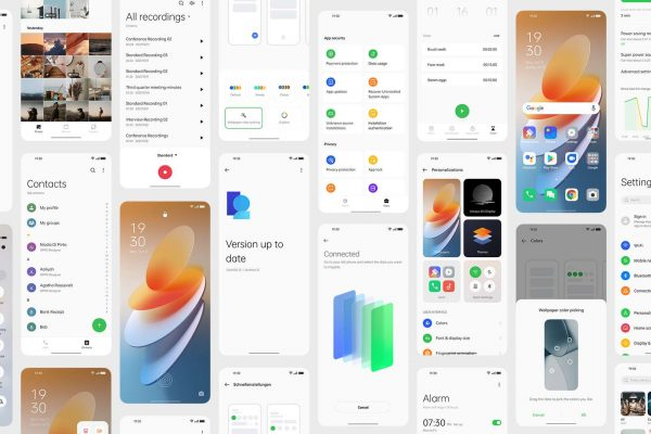 OPPO lanza su sistema operativo ColorOS 12 basado en Android